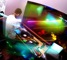 Lights - In the DJ Booth by b3ta
