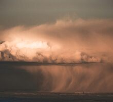 Painted Desert Clouds by rbnikonphoto