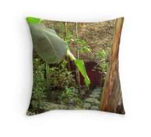 Home Away From Home! Throw Pillow