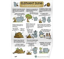 Elephant Dung- a Crapload of Magic Poster