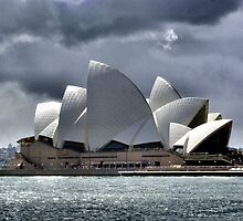 Opera House by RavenMunro