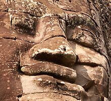 The Bayon 2 -Siem Reap by fab2can
