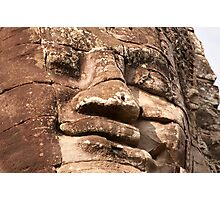 The Bayon 2 -Siem Reap Photographic Print