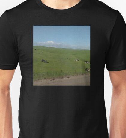 Cow Pasture Unisex T-Shirt