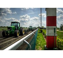 Tractor Time Photographic Print