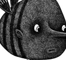 BEEHEADED - Snakeskin Sketchbook Sticker