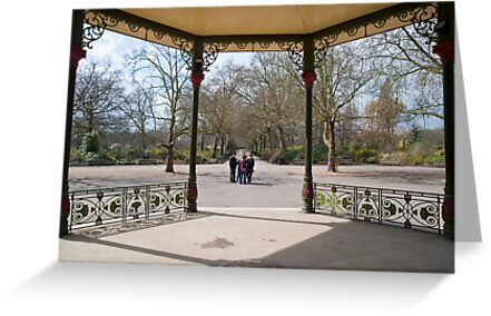 Bandstand View by DonDavisUK