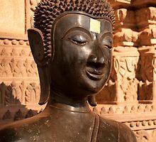 Laotian Buddha by fab2can