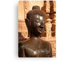 Laotian Buddha Canvas Print