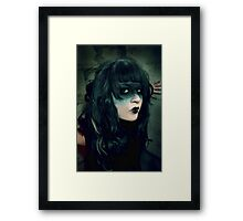 Drawing You In Framed Print