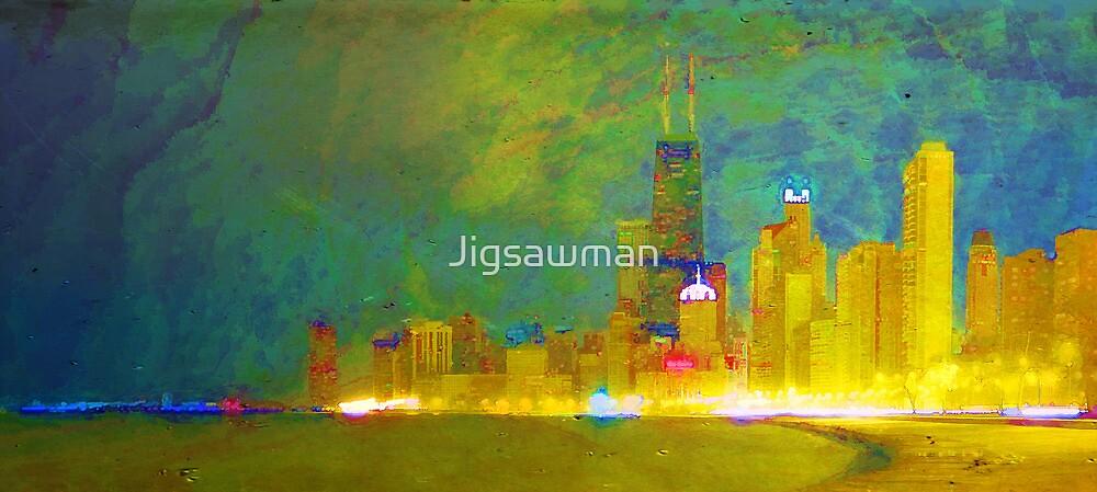 Chicago by Jigsawman