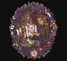 Alice in Wonderland by Eeva Nikunen