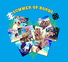 Fire Emblem if / Fates - Summer of Bonds by AlfredKamon