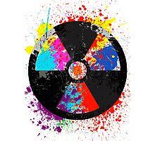 Color Radiation Photographic Print