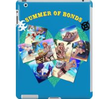 Fire Emblem if / Fates - Summer of Bonds iPad Case/Skin