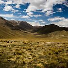 Lindis Pass by Tannachy