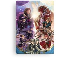 Fire Emblem if / Fates - Hoshido and Nohr Canvas Print