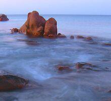 Cool Fire Rocks by Dan Bish