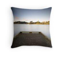 Hamilton Lake Throw Pillow