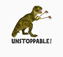 Tyrannosaurus Rex with Grabbers is UnStoppable Unisex T-Shirt