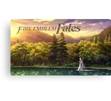Fire Emblem if / Fates Canvas Print