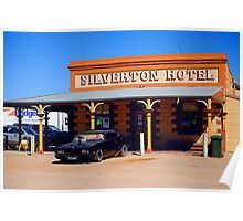 Silverton Hotel Poster