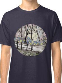 'Snow whites Wood - Teatime' Classic T-Shirt