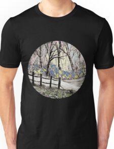 'Snow whites Wood - Teatime' Unisex T-Shirt
