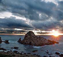 Sugarloaf Rock, Western Australia by Dan Bish