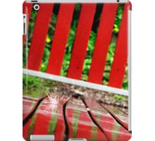 splash challenge iPad Case/Skin