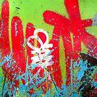 Jardin De Graffiti by Angela  Burman