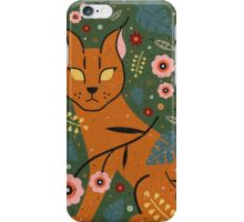 Caracal Cub iPhone Case/Skin