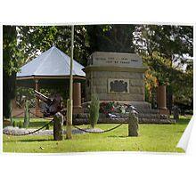 Maldon  Cenotaph Poster