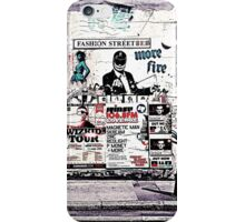 Fashion Street- more fire! iPhone Case/Skin