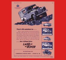 Classic Land Rover Advert! by Timothy Beighton