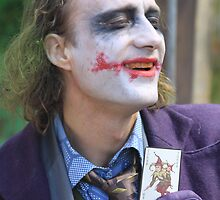 The joker  by DutchLumix