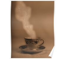 Storm in a Tea Cup Poster