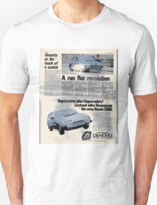 Rover 3500 advert...! T-Shirt