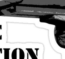One nation Under CCTV Sticker