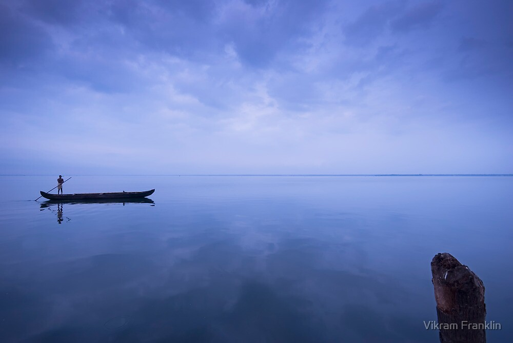 Pinch me. I'm dreaming. by Vikram Franklin