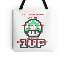 Power Player - 1UP Tote Bag