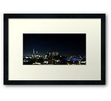 Metropolis Framed Print