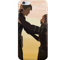Anakin and Ahsoka iPhone Case/Skin