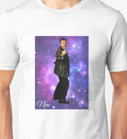 Nine In Stars Unisex T-Shirt