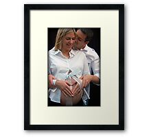 Precious moments... Framed Print