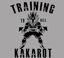 Training to kill kakarot by kurticide
