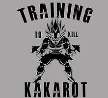 Training to kill kakarot by kurticide