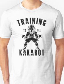 Training to kill kakarot T-Shirt
