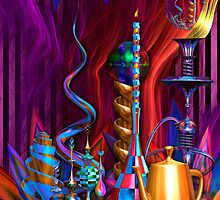 Witches Brew by Desirée Glanville