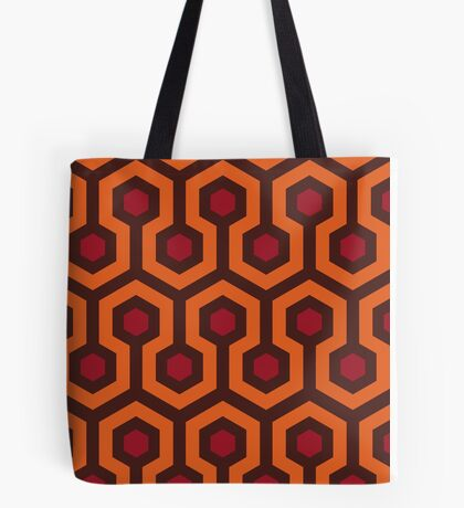 Overlook Hotel Carpet (The Shining)  Tote Bag
